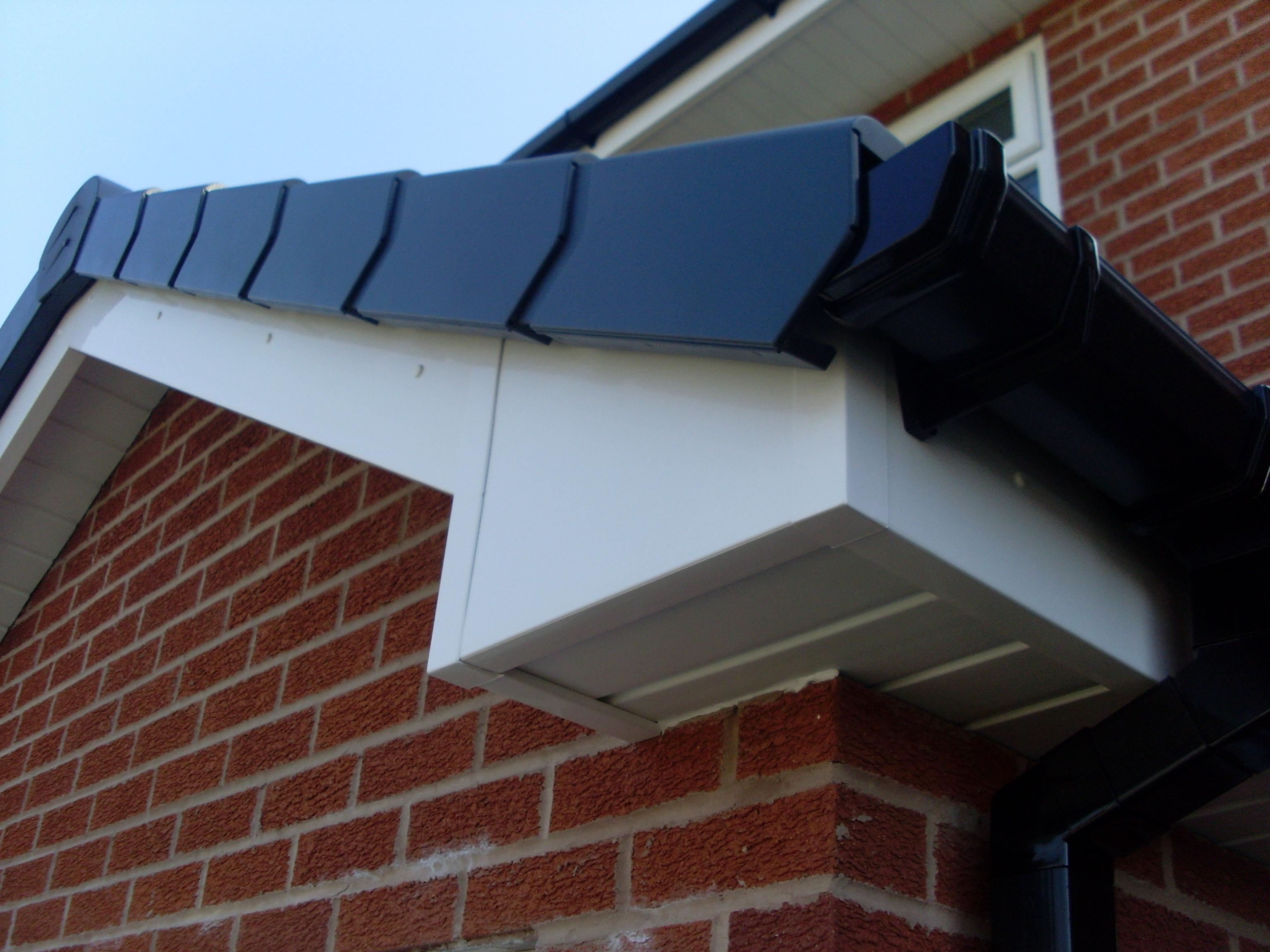Fascias Amp Soffits Complete Roofline